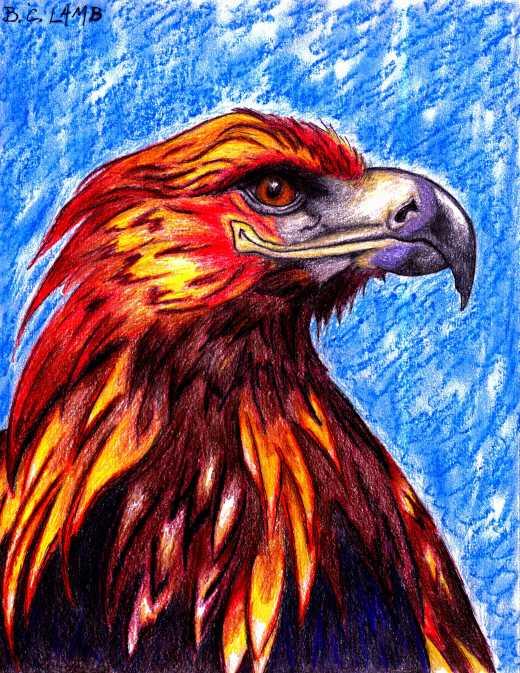 PHOENIX FIRE EAGLE